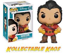 Pop VYNIL Gaston Beauty & The Beast 2017 Action Figure Disney Series #240