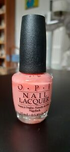Vernis à ongles OPI nail lacquer 15ml NEUF rose