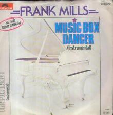 """7"""" Frank Mills/Music Box Dancer (D)"""