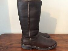 FABULOUS UGG BOOTS- Brown - SIZE UK 7.5/ US 9/ EU 40