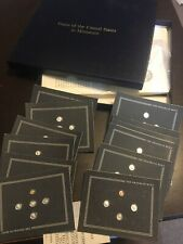 Franklin Mint Coins Of The United States In Miniature 59 in Set