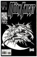 MOON KNIGHT 60   MINT (10.0)  Stephen Platt Art!   NETFLIX Series!  Final Issue!