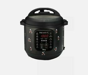 NEW Disney Mickey Mouse Instant Pot Duo Multi-Use 7-in-1 Pressure Cooker Magical