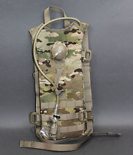New US GI Military Multicam Hydramax Molle II Carrier Hydration System Pack 3L
