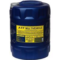 20 Liter Original MANNOL MN8210-20  ATF Multivehicle Automatikgetriebeöl Oil