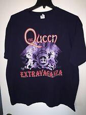 Queen Band Extravaganza 2013 Tour Concert T-shirt, Size Xxl 2Xl Brian May
