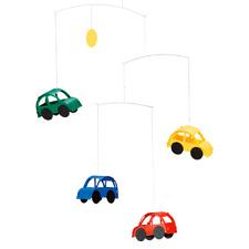 Automobile Flensted Modern Danish Nursery Decor Hanging Mobile