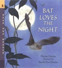 Library Book: Bat Loves The Night: By National Geographic Learning