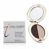 Jane Iredale PurePressed Duo Eye Shadow - Berries & Cream 2.8g Eye Color