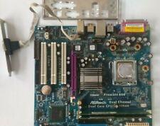 PLACA BASE ASROCK 775i65GV  LGA 775, AGP, 2 DDR1, CON CPU Y RAM PERFECTO ESTADO