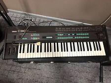 Yamaha DX-7 Keyboard Synthesizer