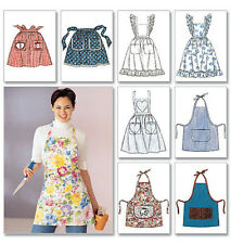 McCall's 2947 Sewing Pattern to MAKE Aprons Cooking Gardening Craft etc