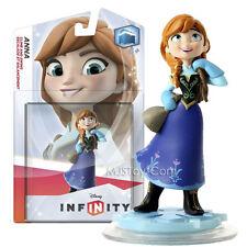 NEW RARE Disney Infinity Frozen ANNA Character Figure Xbox Wii U PS3 Ready 2Ship