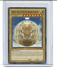 Hieratic Seal of the Sun Dragon Overlord--FREE SHIPPING