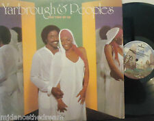 YARBROUGH & PEOPLES - The Two Of Us ~ VINYL LP US PRESS