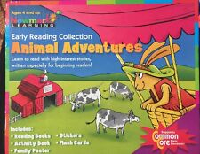 "Newmarket Learning Early Reading Collection Animal Adventures ""Common core"""