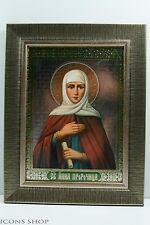 icon righteous anna the prophetess икона праведная анна пророчица