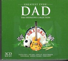 (FD429A) Greatest Ever Dad, The Definitive Collection - 3 CDs - 2008