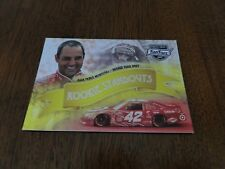 2011 Press Pass FanFare Rookie Standouts Juan Pablo Montoya #RS3 Card