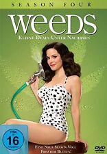 3 DVD-Box ° Weeds - kleine Deals unter Nachbarn ° Staffel 4 ° NEU & OVP