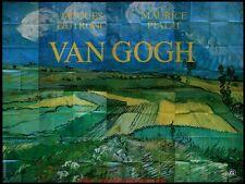 VAN GOGH Affiche Cinéma GEANTE 4x3 WIDE Movie Poster DUTRONC