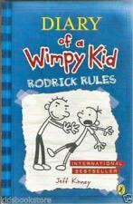 Diary of a Wimpy Kid Book - DIARY OF A WIMPY KID: RODRICK RULES Book 2 - NEW