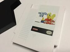 FINAL FANTASY 1-3 for Nintendo Entertainment System NES ENGLISH TRANSLATION