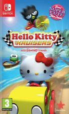 Hello Kitty Kruisers [Nintendo Switch Racing Senpai Sanrio Cruisers Region Free]