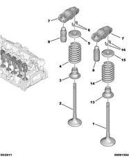 UV13605 - C3 fits Citroen 90bhp ET3J4 C4-1.4 16v 8 x Exhaust Valves