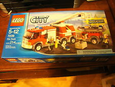 LEGO City Fire Truck (7239)