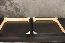 Ready to Install - Two New JBL L-200 / L-200B Solid Oak Hardwood Risers