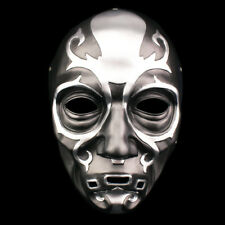 Masquerade Costume HARRY POTTER Death Eater Resin Cosplay PropMask Lucius Malfoy