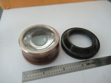 Nikon Japan Illuminator Lens Assembly Microscope Part As Pictured F5 A 134