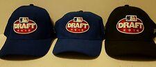 lot of 3 MLB draft day hats 2012 2013 2014 arizona diamondbacks baseball