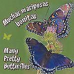 Muchas Mariposas bonitas/Many Pretty Butterflies (Rourke Board Books) (Spanish E