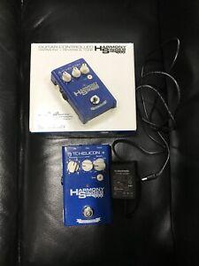 TC-Helicon 996361005 Harmony Singer Vocal Processor Floor Pedal