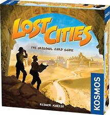 814743011632 Lost Cities The Original Card Game Kosmos Reiner Knizia