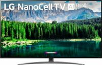 "LG 65SM8600 65"" 2160p (4K) UHD LED Nano Cell Smart TV"