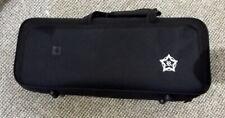 Rosetti Deluxe lightweight Bb trumpet case, black, new