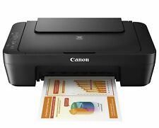 NEW Canon 2525/2520 Printer-Scan-Copy+Free USB-Printing-WH-BK-Holiday deal