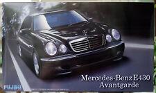1995 Mercedes Benz E 430 Avantgarde W 210 1:24 Fujimi 126470