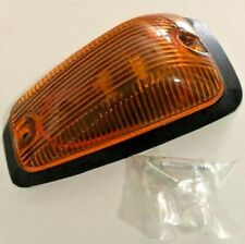 5 Amber Pick-up Truck Cab Marker Running Roof Top Lights For Ford F150 F250 F350