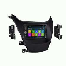 DVD GPS Navigation Multimedia Radio and Dash Kit for Hyundai Elantra 2014