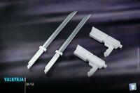 Dr.Wu DW-P48 Kits For Transformer Valkyrja New IO
