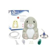 Roscoe Bunny Pediatric Nebulizer System with Disposable Neb Kit