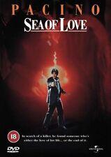 Sea Of Love 1990 Al Pacino, Ellen Barkin Brand New Sealed DVD