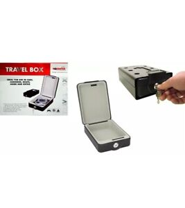 New Extra Safe And Secure Travel Box/safe For Cash, Passports And Other Valuable
