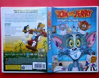 2 dvd cartoni animati dvds tom & jerry attenti al topo tom and jerry tom e jerry