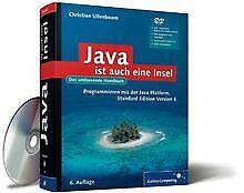 Java ist auch eine Insel: Programmieren mit der Jav... | Buch | Zustand sehr gut