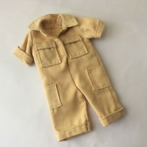 On Safari Jumpsuit for a Vicky fashion doll vintage dolls clothes